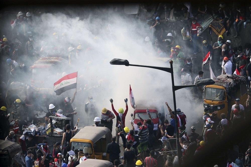 صورة تقرير حالة  الفراغ الحكومي في العراق