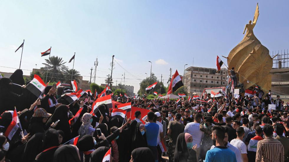 صورة التقرير الاخباري – العراق هذا اليوم