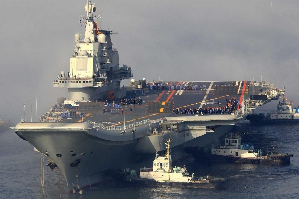 صورة China's Aircraft Carriers Are a Paper Tiger (For Now)  It all comes down to a few simple facts