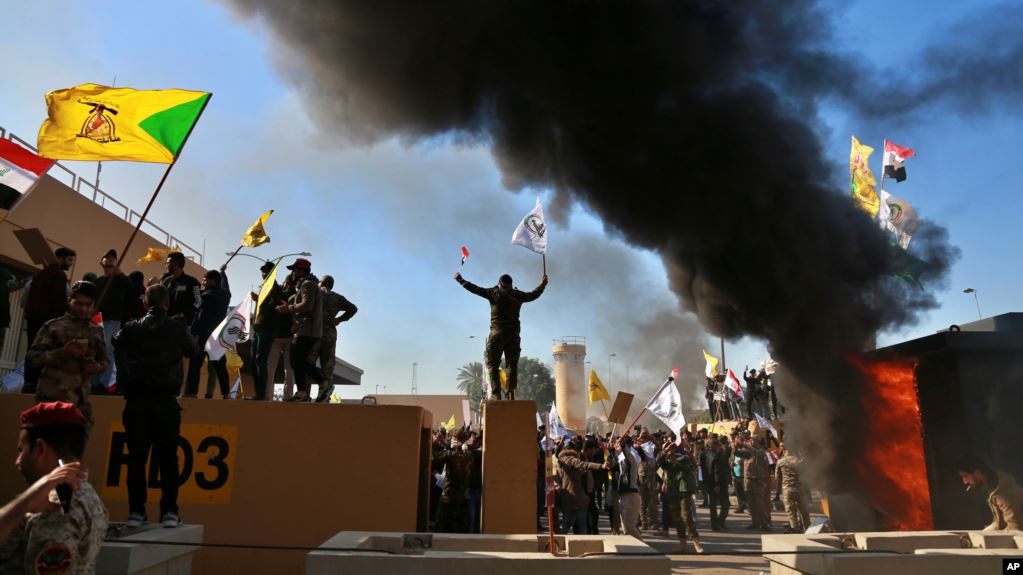 صورة Baghdad Siege Wasn't Benghazi, and Never Will Be