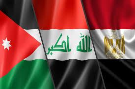 صورة صقر للدراسات: قراءة يومية – اجتماعا ثلاثيا لوزراء خارجية مصر والعراق والأردن