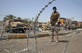 صورة لحماية المنطقة الخضراء.. 30 مدرعة أميركية للجيش العراقي