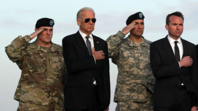 صورة ? Can Biden End America's Forever Wars