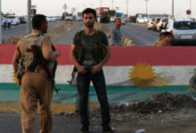 صورة Iraqi Kurds Turn Against the PKK